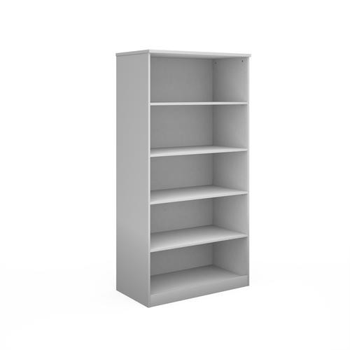 Deluxe Bookcases with Adjustable Shelving