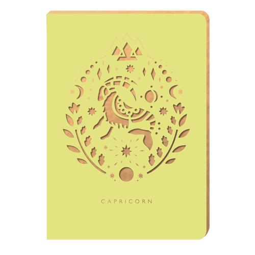 Capricorn Notebook - Zodiac Collection