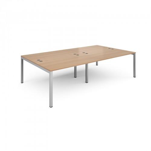 Connex Back to Back Bench Desks (2, 4, 6 seater options)
