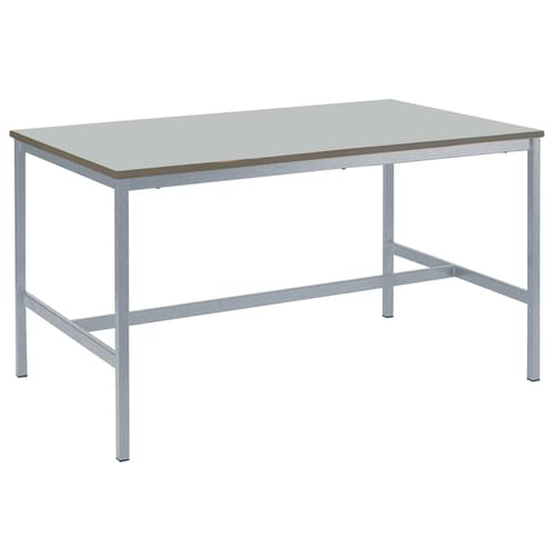 Metalliform Fully Welded School Craft and Science Table - 1200 x 600mm - Alisa 760mm High