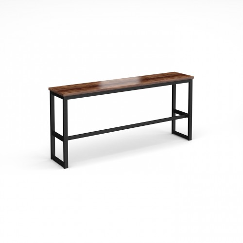 Otto Urban Poseur benching solution high bench 1650mm wide - made to order
