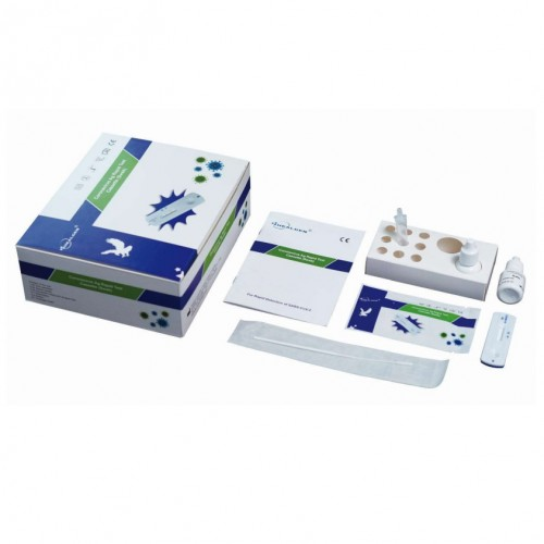 Healgen Rapid Covid-19 Antigen Detection Test Kit - 20 Pack