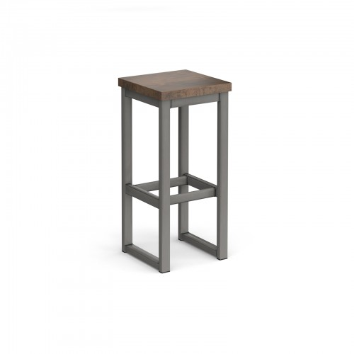Otto Urban Poseur benching solution high stool 350mm wide - made to order