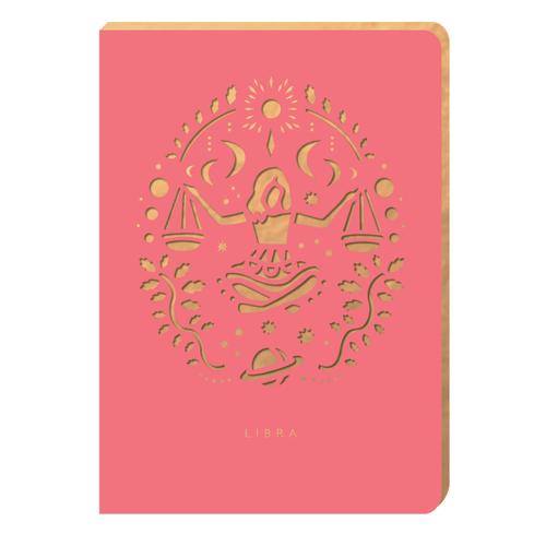 Libra Notebook - Zodiac Collection