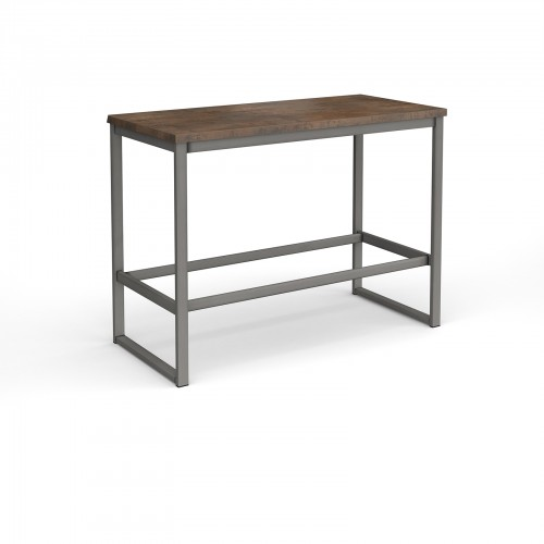 Otto Urban Poseur benching solution dining table 1800mm wide with 25mm MDF top - made to order