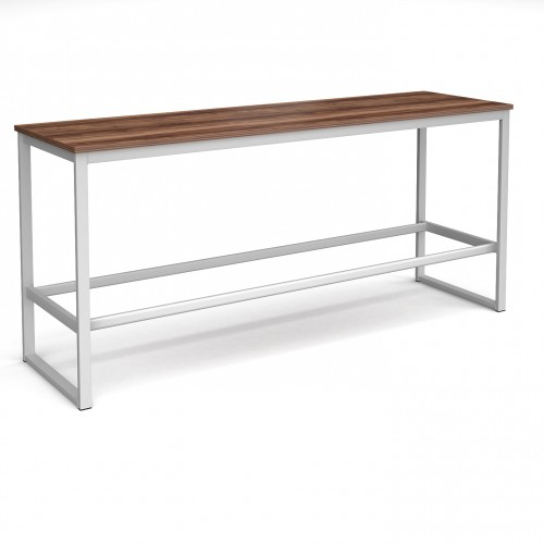 Otto Poseur benching solution dining table 2400mm wide with 25mm MDF top - made to order