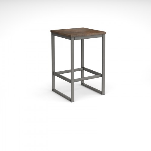 Otto Urban Poseur benching solution dining table 700mm wide with 25mm MDF top - made to order