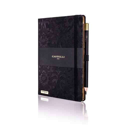 Castelli - Baroque Notebook Black