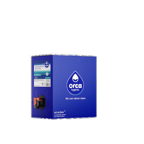 Multipurpose Sanitiser 5000ml Orcabox - Tap