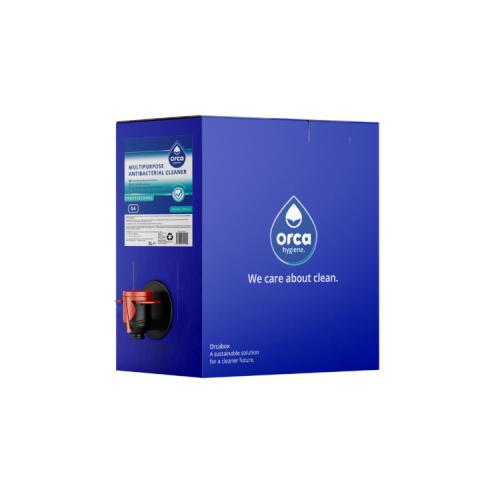 Multipurpose Antibacterial Cleaner 5000ml Orcabox - Tap