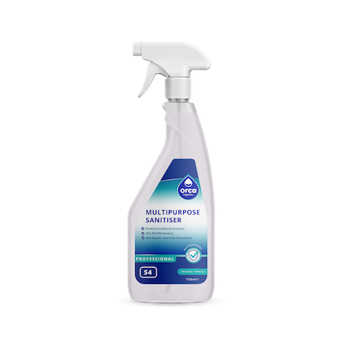 Multipurpose Sanitiser 750ml Trigger Spray