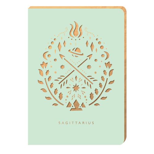 Sagittarius Notebook - Zodiac Collection