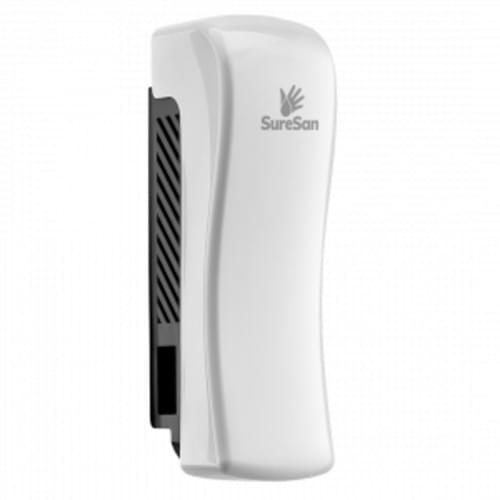 Suresan XP Slim Manual Pump Hand Sanitizer Gel Dispenser - 350ml [Case of 24 Units]