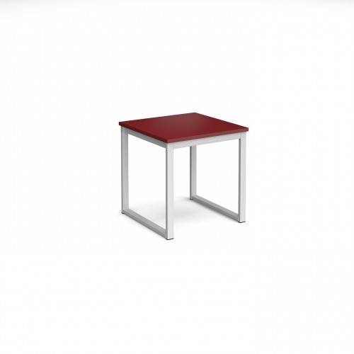 Otto benching solution dining table 700mm wide with 25mm MDF top - made to order