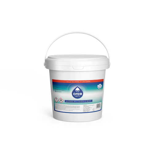 70% Alcohol Disinfectant Wipes 1000 Tub