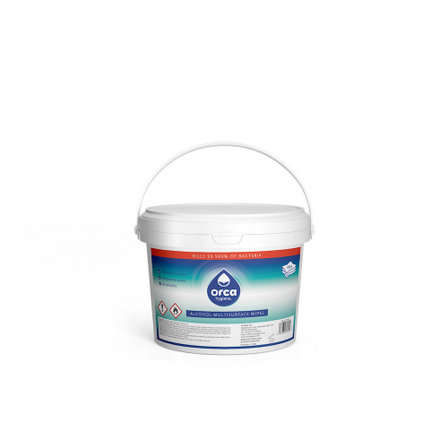 70% Alcohol Disinfectant Wipes 400 Tub