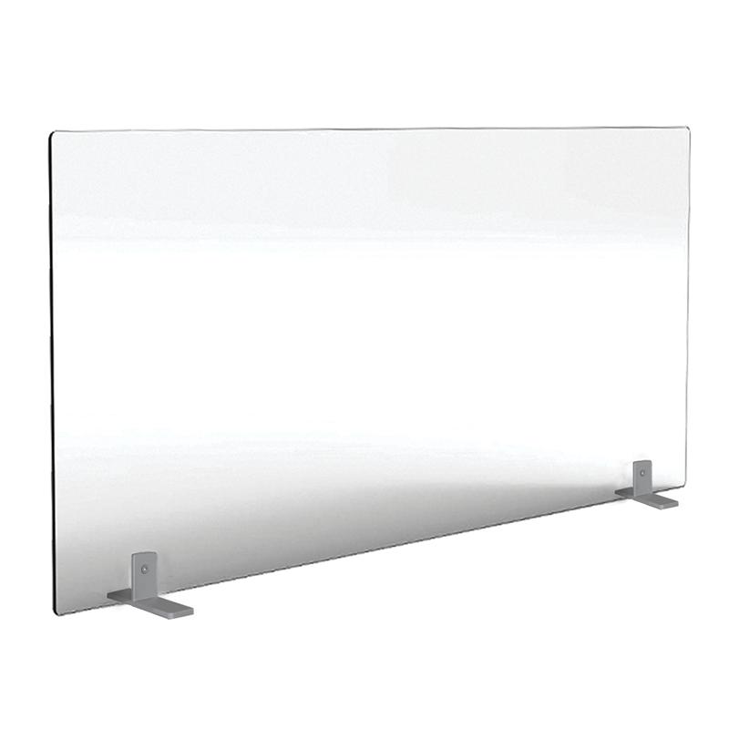 Acrylic Desk Screens (Free-Standing)