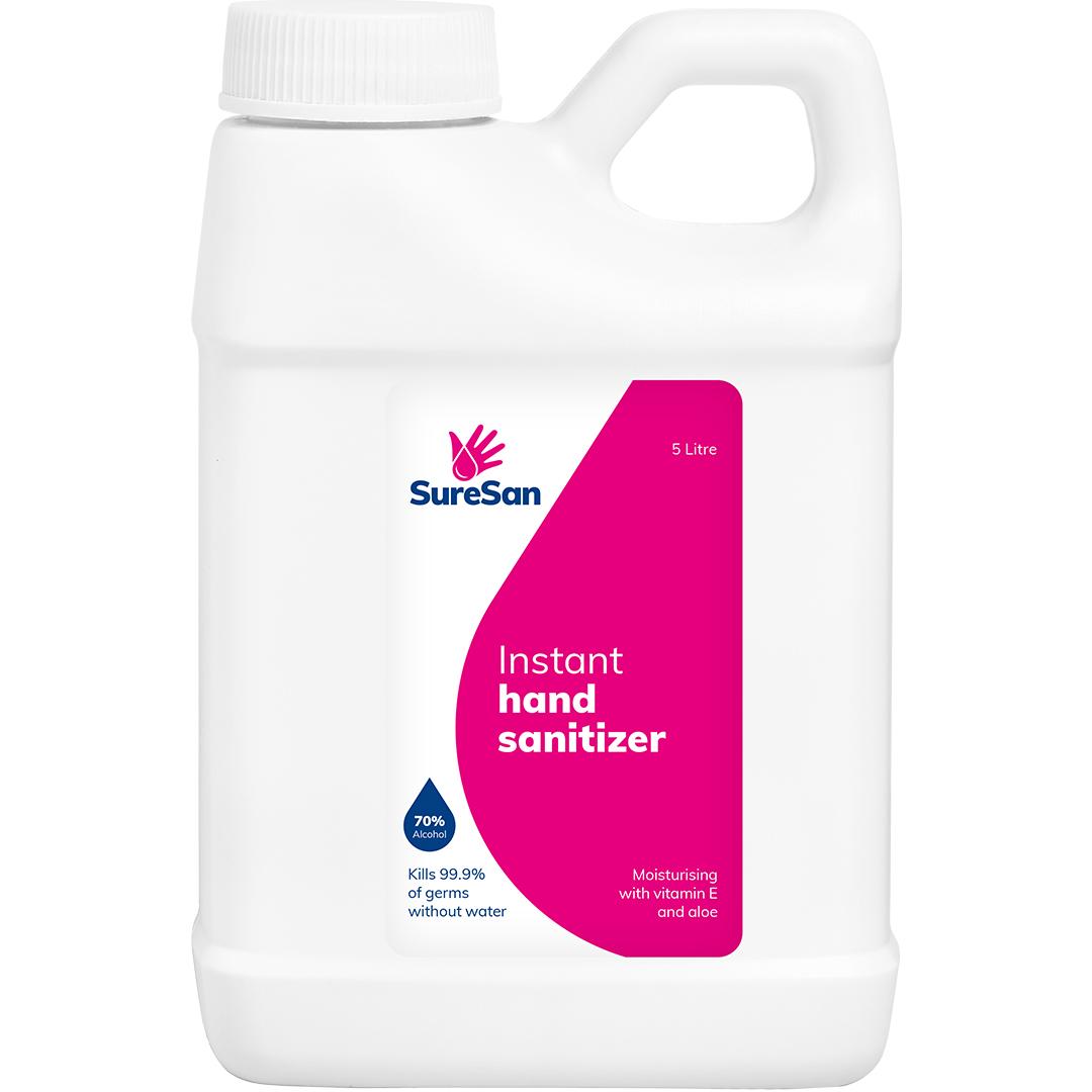 Hand Sanitiser - Stations & Alcohol Gels