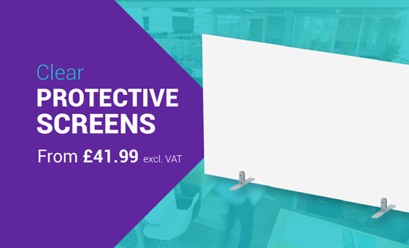 Protection Plus Clear Screens