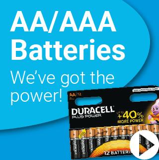 AA/ AAA Batteries