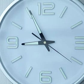How the placement of your clocks can affect the Feng Shui within the office