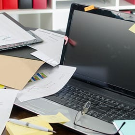 Sick of your office always being a mess?