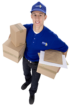 Centrol Delivery Man