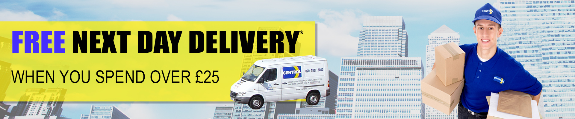 Free Delivery on orders over 30 pounds