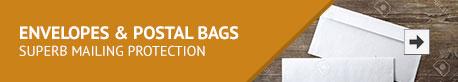 Envelopes & Postal Bags