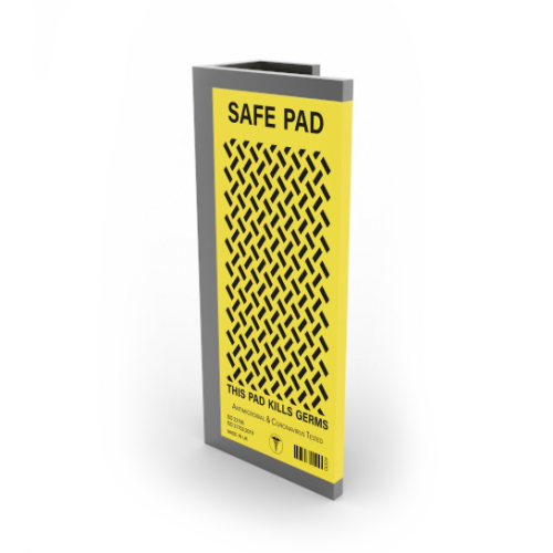 Safe Wrap Push/Pull Handle