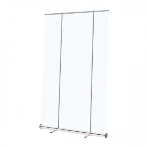 Floor Standing Protective Roll Up Screen 800 mm Width x 2000 mm Height