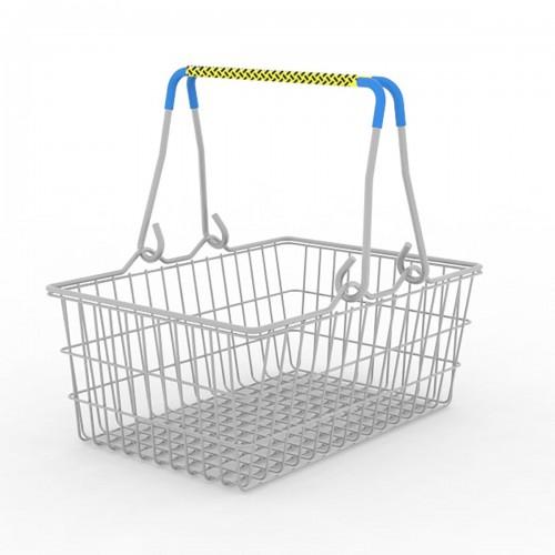 Safe Wrap Basket Handle