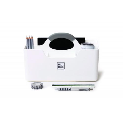 Hotbox 1 White