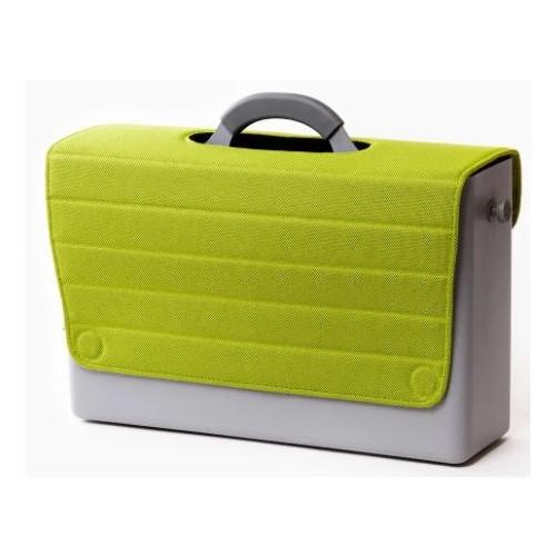 Hotbox 2 Grey With Nexus Cover Kiwi