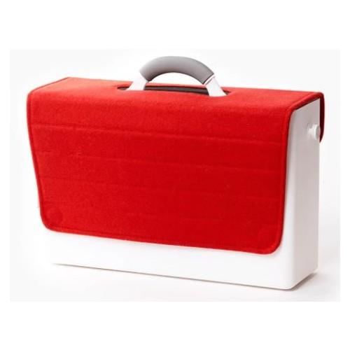 Hotbox 2 White With Blazer Cover Goldsmith