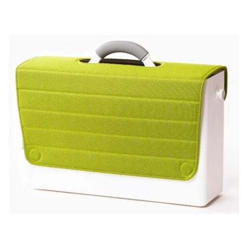 Hotbox 2 White With Nexus Cover Kiwi