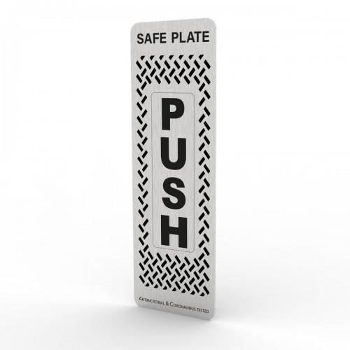 Safe Plate - Aluminium