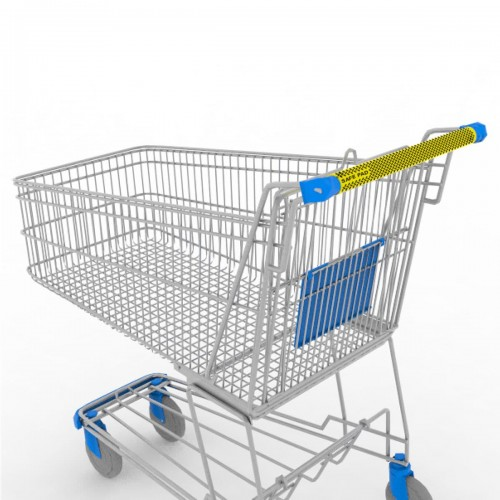 Safe Wrap Trolley Handle
