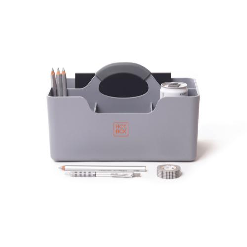 Hotbox 1 Grey
