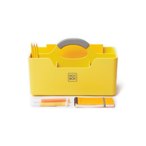 Hotbox 1 Yellow