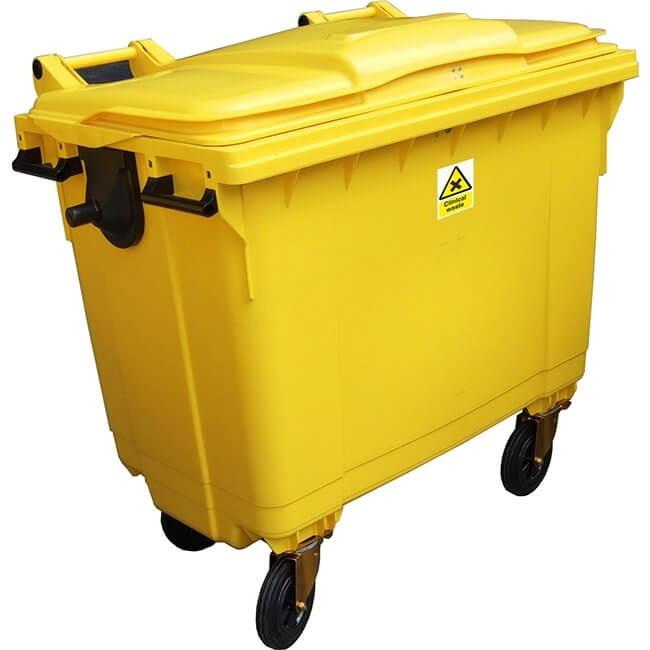 Bins & Waste Disposal