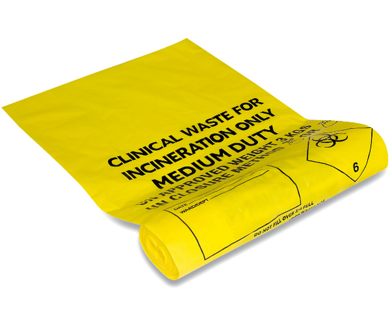 Clinical Waste Bins & Bags