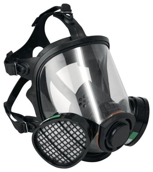 JSP Force 10 Full Face Respirator