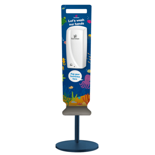 SureSan XP2 Primary Pole Stand For 1L Dispenser