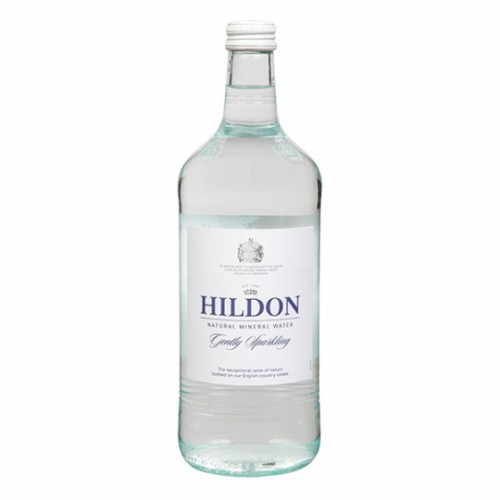 Hildon Mineral Water Sparkling Glass 750ml (Case of 12)