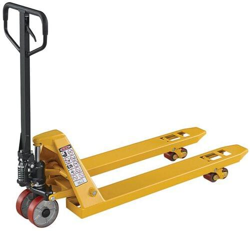 Long Reach Pallet Truck Fork Length 1500mm