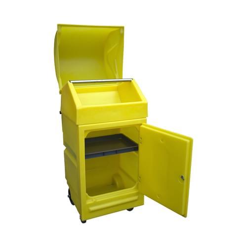 Maintenance Cart With Wheels 45 Litre Bund Extra Large
