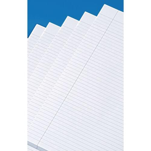Exercise Paper A3 (Folded to A4) 8mm Ruled (Pack of 500)