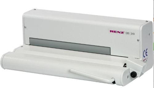 Renz CBS 340 Electric Spiral Inserter