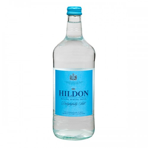 Hildon Mineral Water Still Glass 750ml (Case of 12)